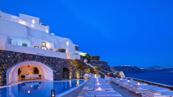Oia Santorini Hotel Suites - Canaves Oia Suites & Spa