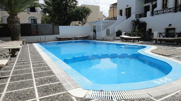 Perissa Beach Hotels Santorini - Sellada Beach Hotel