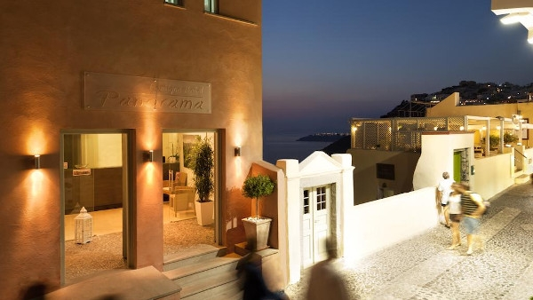 Fira Boutique Hotels Santorini - Panorama Boutique Hotel