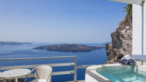 Santorini Honeymoon Suites in Fira - Adamant Suites