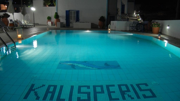 Santorini Hotels in Messaria - Kalisperis Hotel