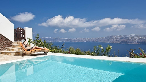 Akrotiri Luxury Suites Santorini - Maison Des Lys Luxury Suites